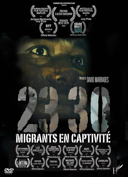 2330 migrants en captivité