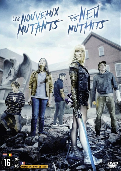 Les Nouveaux Mutants = The New Mutants / Josh Boone, réal.  |