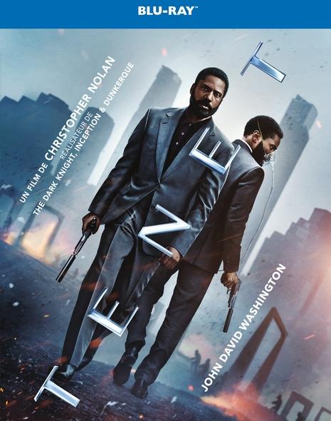 Tenet - Blu-Ray / Christopher Nolan |