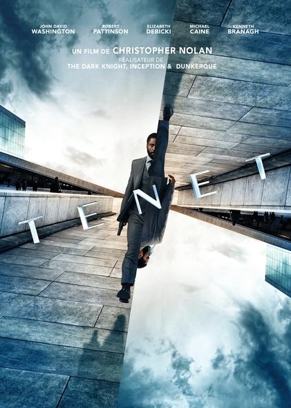 Tenet / Film de Christopher Nolan  | Nolan, Christopher. Metteur en scène ou réalisateur. Scénariste