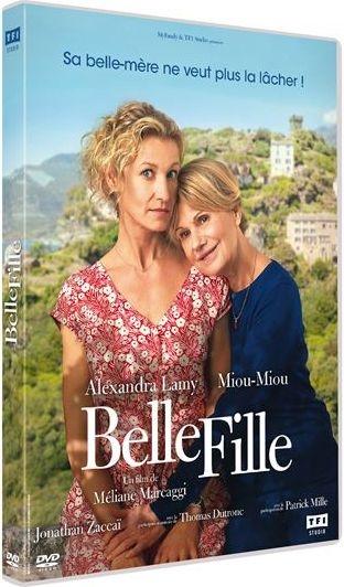 Belle-fille : . / film de Méliane Marcaggi  | Marcaggi, Méliane. Metteur en scène ou réalisateur