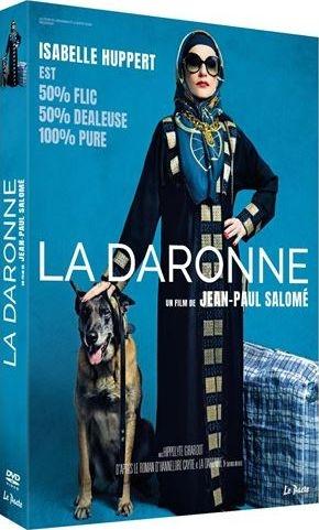 La Daronne / Film de Jean-Paul Salomé  | Salomé, Jean-Paul. Metteur en scène ou réalisateur. Scénariste