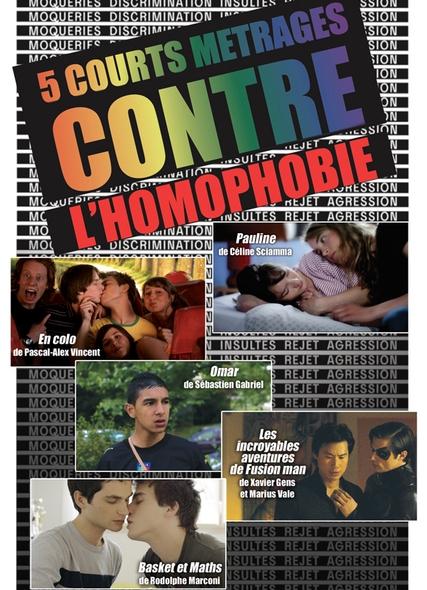 5 courts-métrages contre l'homophobie