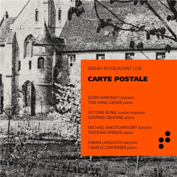 Carte postale | Reynaldo Hahn (1874-1947). Compositeur