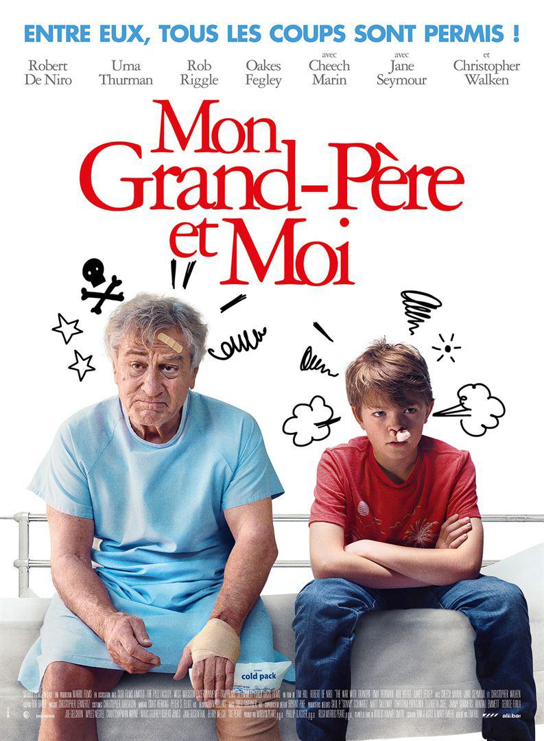 Mon grand-père et moi = The War with Grandpa / Tim Hill, réal.  |