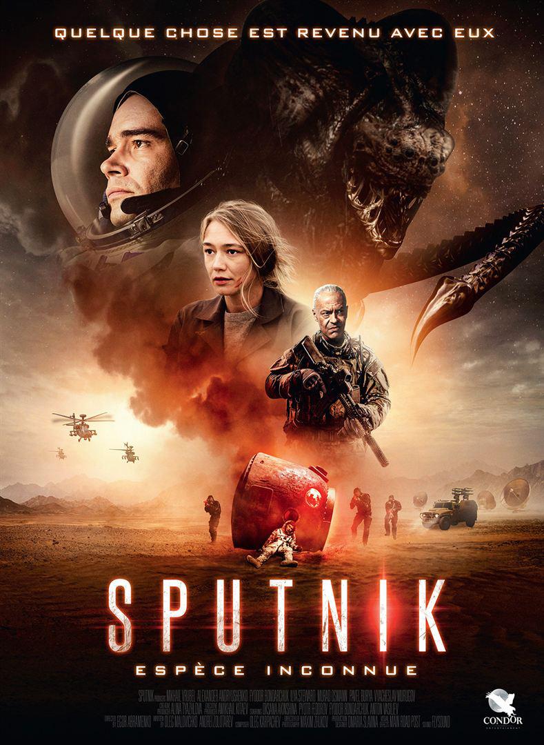 Sputnik : Espèce inconnue = Sputnik / Egor Abramenko, réal.  |
