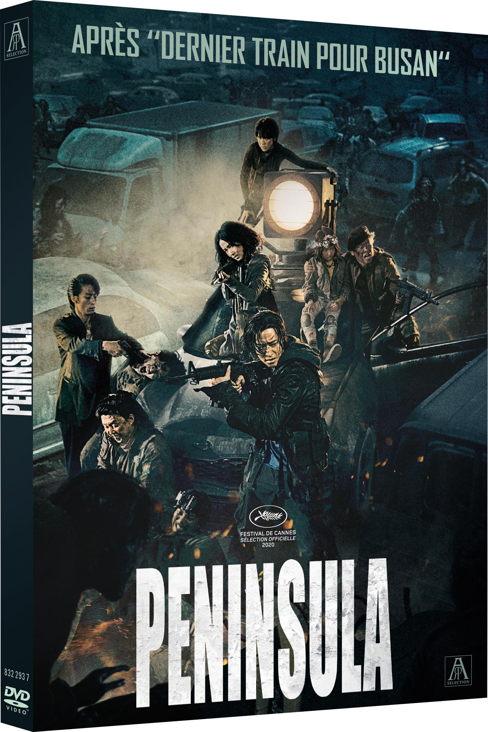 Peninsula / Sang-Ho Yeon  