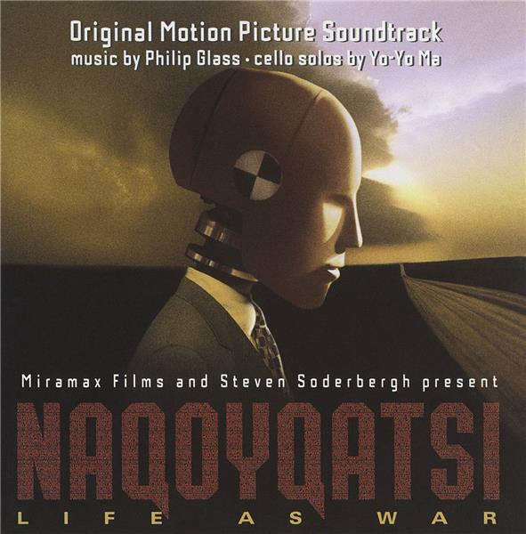 Naqoyqatsi - Life as war | Philip Glass (1937-....). Interprète