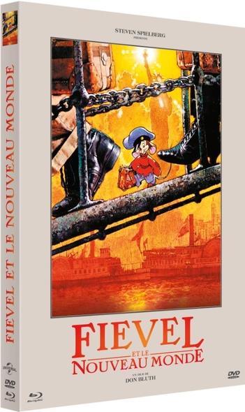 Fievel et le Nouveau Monde / Dessin animé de Don Bluth  | Bluth, Don. Metteur en scène ou réalisateur
