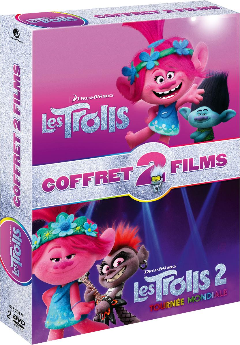 Les Trolls 2 - Tournée mondiale / Mike Mitchell, Walt Dohrn, réal.  |