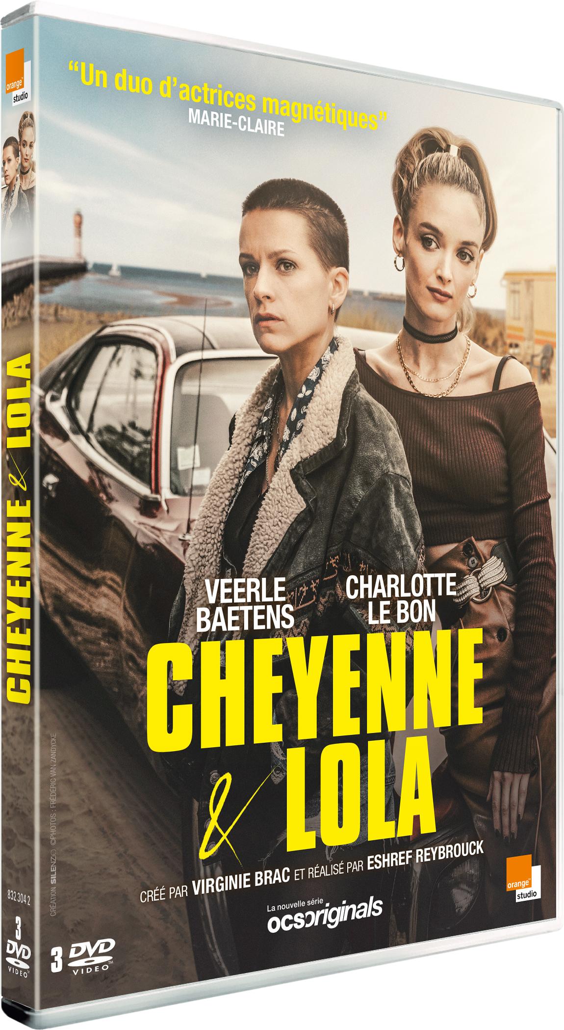 Cheyenne & Lola . Saison 1 . DVD / Eshref Reybrouck, réal.   