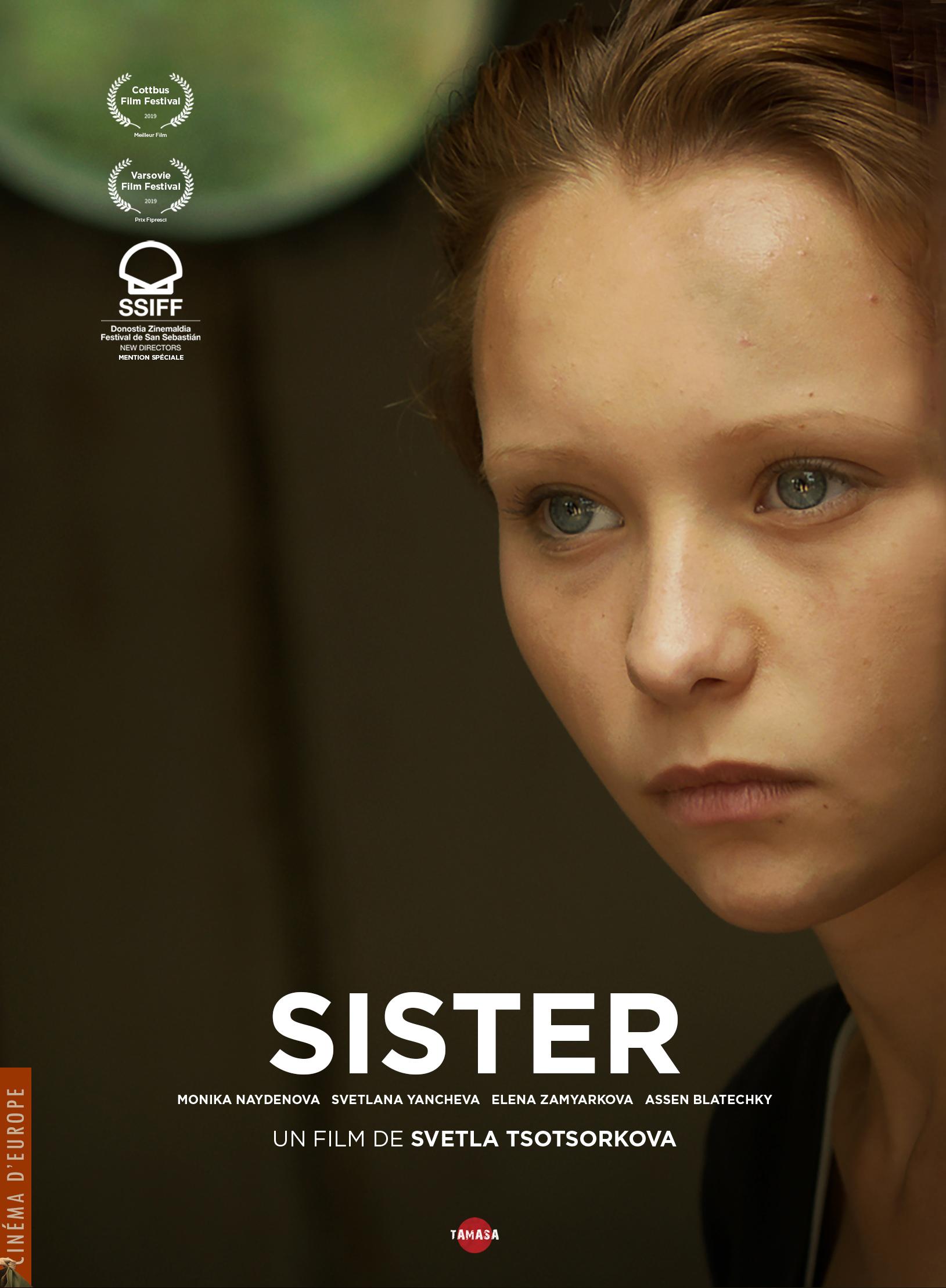 Sister : . / film de Svetla Tsotsorkova  | Tsotsorkova, Svetla. Metteur en scène ou réalisateur