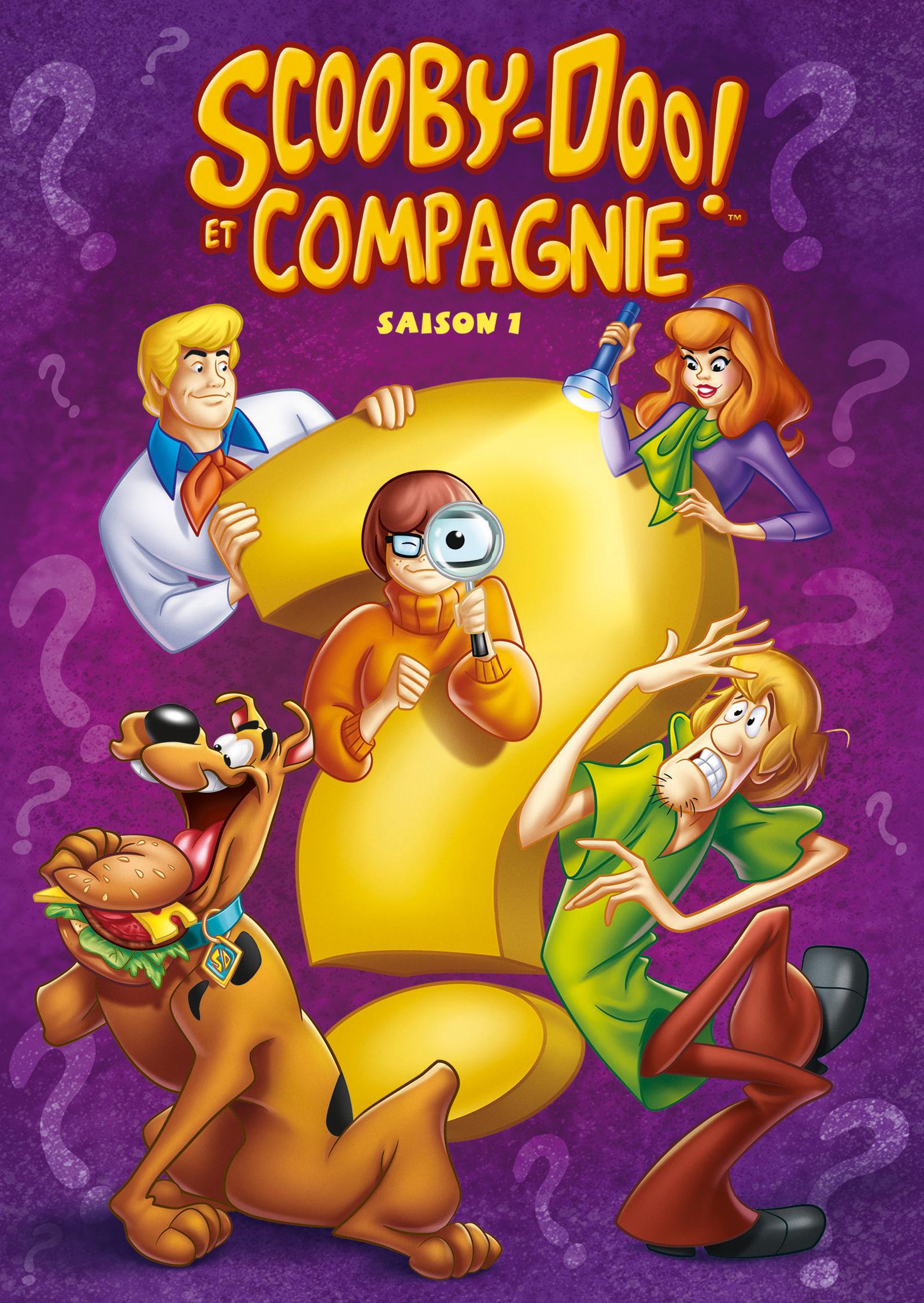 Scooby-Doo ! et compagnie / Ken Spears, Joe Ruby, réal. ; Frank Welker, Grey Griffin, Matthew Lillard, Kate Micucci, et al. act.  
