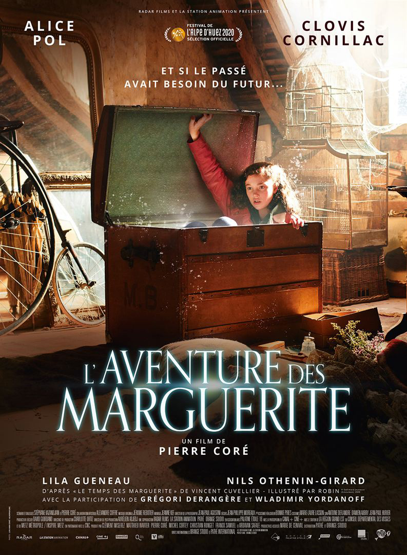 Aventure des Marguerite (L') | Coré, Pierre. Réalisateur