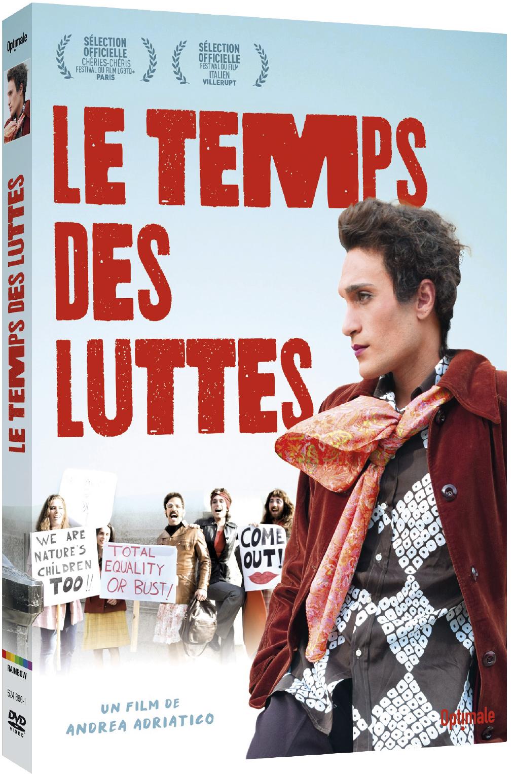 Les Temps des luttes . DVD / Andrea Adriatico, réal.   