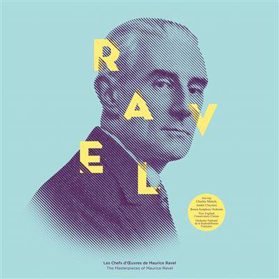 Chefs d'oeuvres de Maurice Ravel (Les) |
