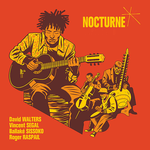 Nocturne / David Walters | Walters, David. Chant. Guitare. Composition. Paroles
