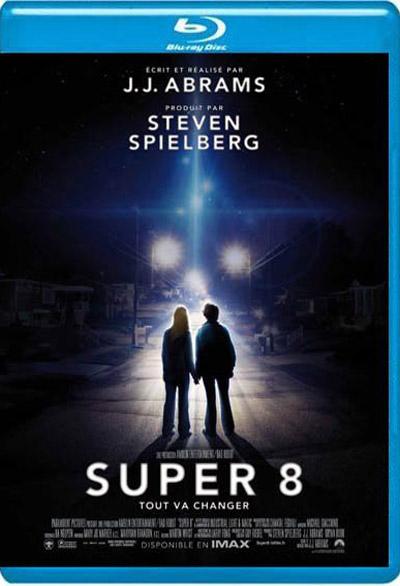 Super 8 - 4K Ultra HD + Blu-Ray / J. J. Abrams | Abrams, J.J.. Metteur en scène ou réalisateur