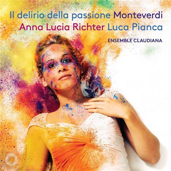 Il delirio della passione | Claudio Monteverdi (1567-1643). Compositeur