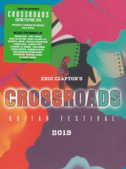 Crossroads guitar festival 2019 / Eric Clapton |