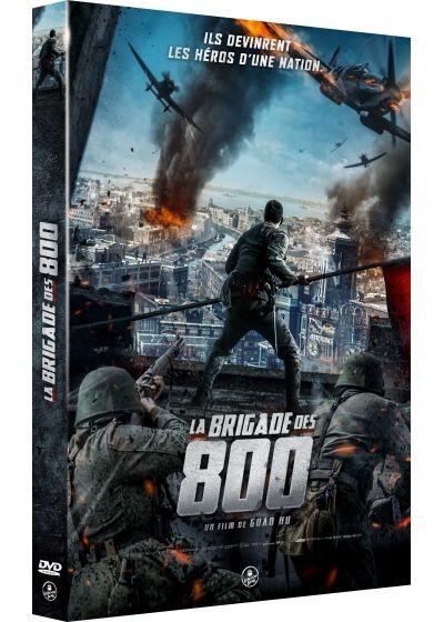 La Brigade des 800 / Hu Guan, réal.  |