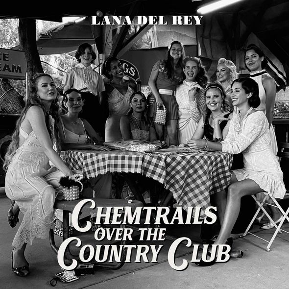 Chemtrails over the Country Club | Del Rey, Lana