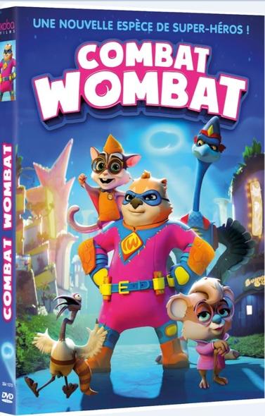 Combat Wombat / Ricard Cussó, réal.  |