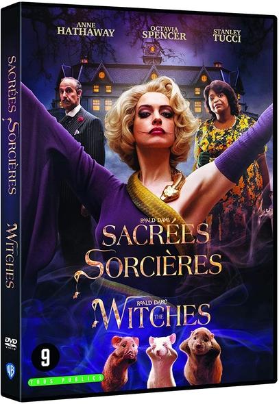 Sacrées sorcières = The wiches / Robert Zemeckis, réal.  |
