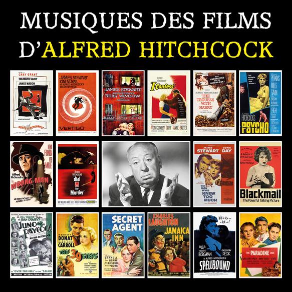 Musiques des films d'Alfred Hitchcock   Arthur Benjamin (1893-1960). Compositeur. Interprète