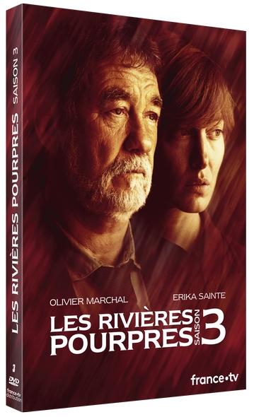 Les Rivières pourpres . Saison 3 / Julius Berg, Olivier Barma, Ivan Fegyveres, réal.   