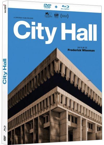 City hall / Frederick Wiseman |