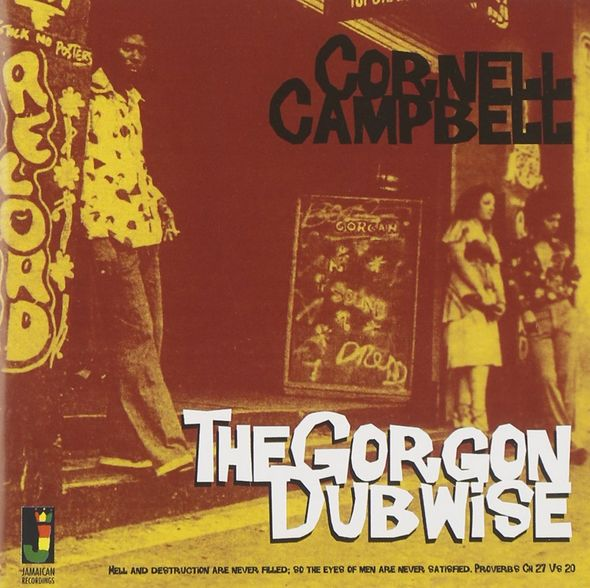 Gorgon dubwise (The) / Cornell Campbell |