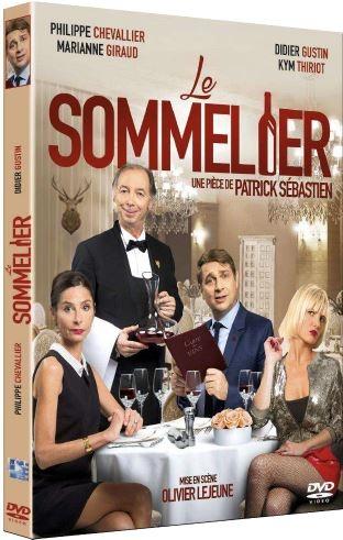 Le Sommelier . DVD / Olivier Lejeune, Antoine Galey, réal.   