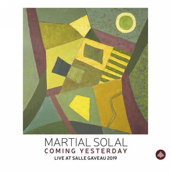 Coming yesterday : live at Salle Gaveau 2019 | Martial Solal (1927-....). Piano