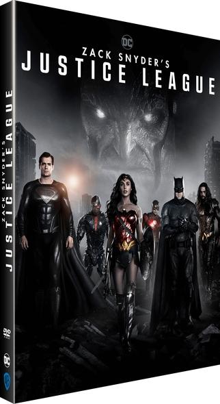 Zack Snyder's Justice League - 4K Ultra HD + Blu-Ray / Zack Snyder |