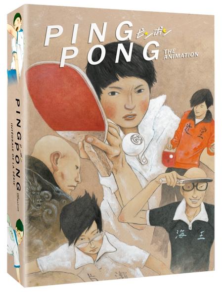 Ping Pong. intégrale de la série : the animation / Masaaki Yuasa |