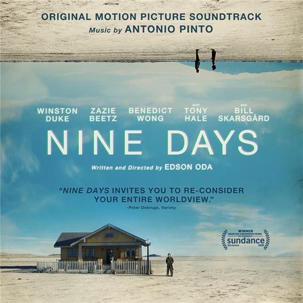 Nine days : B.O. du film de Edson Oda / Antonio Pinto |