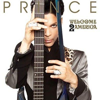 Welcome 2 America |  Prince (1958-2016). Chanteur. Guitare