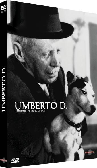 Umberto D. / Vittorio De Sica, réal.  |