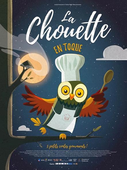 La Chouette en toque : DVD / Arnaud Demuynck, Célia Tocco, Célia Tisserant, Frits Standaert, Pascale Hecquet, réal.  |