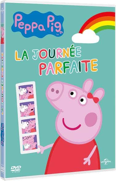 Peppa Pig : DVD. Volume 21 , La journée parfaite / Neville Astley, Mark Baker, réal.  |