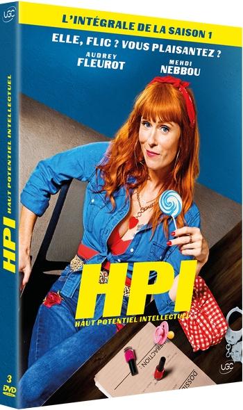 HPI : Haut Potentiel Intellectuel . Saison 1 / Laurent Tuel, Vincent Jamain, réal.  |