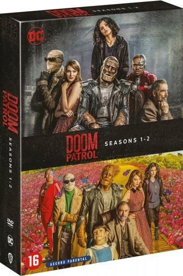 Doom patrol. Saisons 1 |