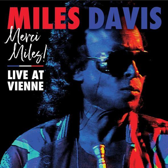 Merci Miles !  : live at Vienne | Miles Davis (1926-1991). Trompette