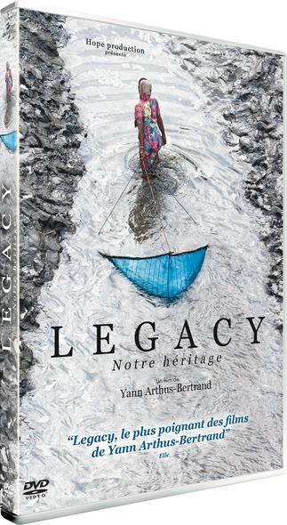 Legacy, notre héritage / Yann Arthus-Bertrand, réal.  |