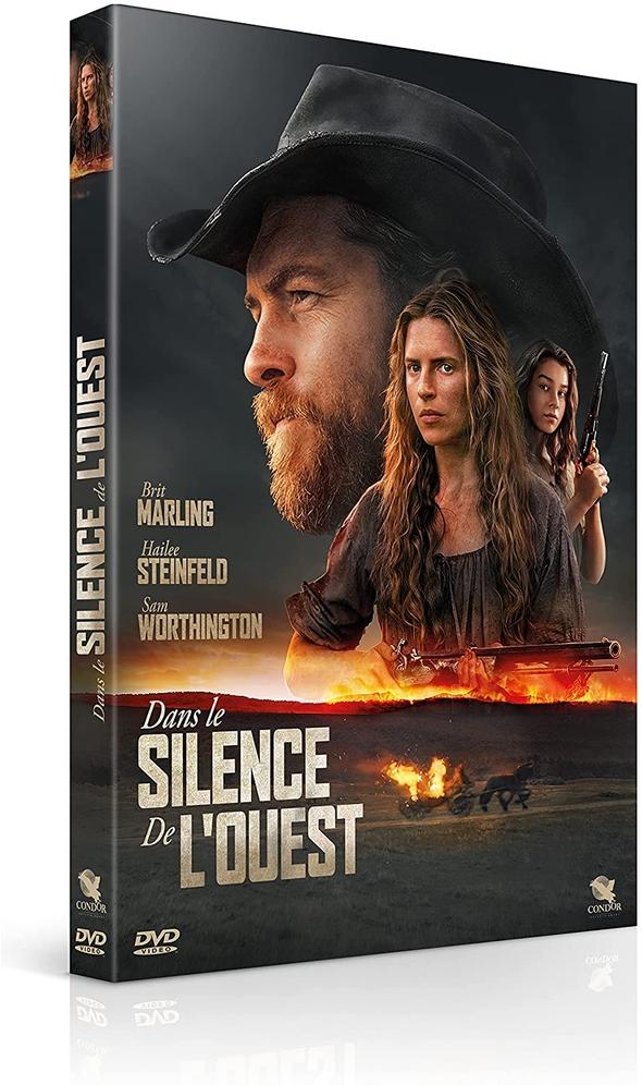 Dans le silence de l'Ouest : DVD / Daniel Barber, réal.  |