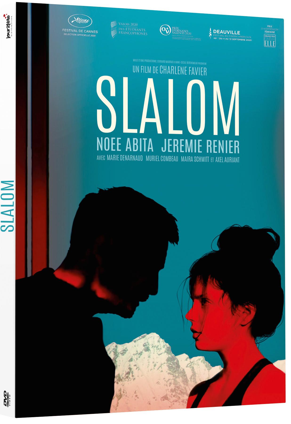 Slalom / Charlène Favier |