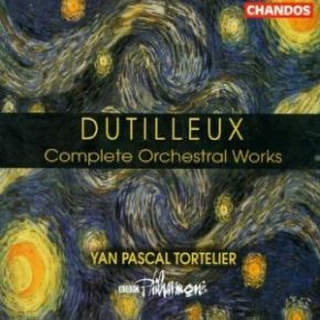 Dutilleux - integrale oeuvres orchestrales