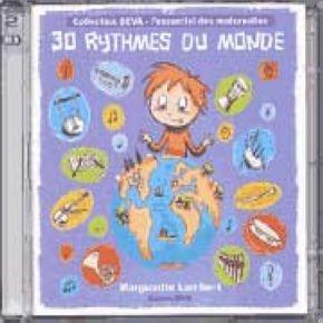 30 rythmes du monde CD 1