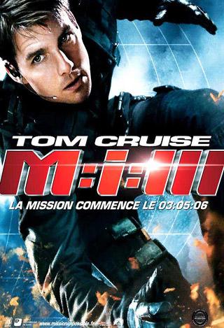 M:I:III (Mission : impossible 3). 3 = M:I:III | Abrams, J.J.. Réalisateur